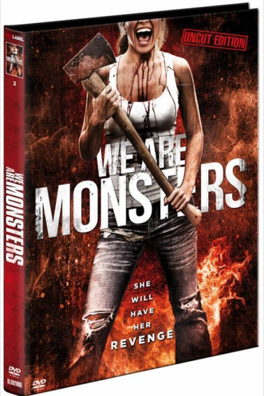 We Are Monsters (Mediabook B) NEU ab 1€