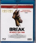 Break - No Mercy Just Pain - 2 Disc Edition Blu-ray