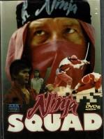 Ninja Squad - Richard Harrison - DVD
