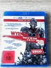 WYRMWOOD 3 D (SPLATTER ZOMBIE FILM) -BLURAY - UNCUT