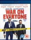 WAR ON EVERYONE Blu-ray Import DIRTY COPS Briten Komödie