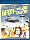EARTH VS. THE FLYING SAUCERS Blu-ray Import SciFi Klassiker