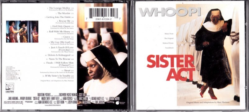 Soundtrack - Sister Act