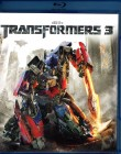 TRANSFORMERS 3 Blu-ray - Michael Bay SciFi Action Hit
