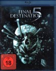FINAL DESTINATION 5 Blu-ray - Mystery Thriller Horror Teil 5