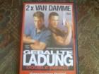 Geballte Ladung - Double Impact  - Van Damme - dvd