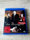THE STRANGERS - FURCHT UND TERROR - BLURAY - UNRATED