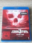 CABIN FEVER 3 - PATIENT ZERO - BLURAY - UNCUT