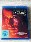 THE LAZARUS EFFECT - BLURAY - TOP HORROR - UNCUT