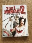 2001 Maniacs 2 - unrated - Blu-ray - UNCUT - wie NEU