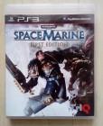 Warhammer 40.000 Space Marine Playstation 3 PS3 unzensiert