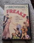Tod Browning's ,, FREAKS ,, - DVD