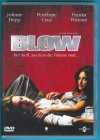 Blow DVD Johnny Depp, Penelope Cruz NEUWERTIG