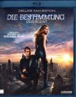 DIE BESTIMMUNG - DIVERGENT Blu-ray - SciFi Abenteuer Fantasy