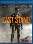 THE LAST STAND Blu-ray - Schwarzenegger Comeback Action