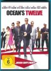 Ocean´s Twelve DVD George Clooney, Brad Pitt fast NEUWERTIG