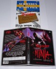 Schweden Action Pack - 2 DVD's - Wardog - Ninja 1 + 2