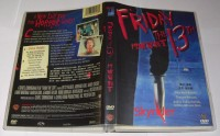 Friday the 13th DVD - kein deutscher Ton - RC 0 !!
