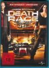 Death Race - Extended Version DVD Jason Statham NEUWERTIG