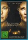 Der seltsame Fall des Benjamin Button DVD Brad Pitt NEUWERT
