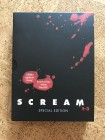SCREAM 1 - 3 Special Edition UNCUT kein Blu Ray wie NEU