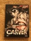 Carver Unrated NSM UNCUT kein Blu Ray wie NEU