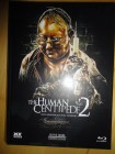 The Human Centipede 2, deutsch, Mediabook uncut, Blu-Ray