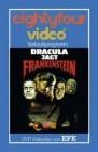 Dracula jagt Frankenstein (uncut) '84 Limited 111