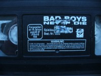 Bad Boys Never Die ... David Arquette  ...  ohne Cover !!!