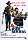 Vier für ein Ave Maria  (UNCUT) - DVD -