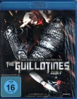 THE GUILLOTINES Blu-ray - super Asia Action Martial Arts Hit