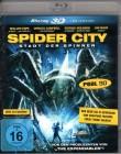 SPIDER CITY Blu-ray 3D Risebspinnen SciFi Horror