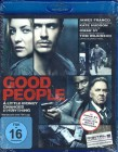 GOOD PEOPLE Blu-ray - James Franco Kate Hudson Top Thriller