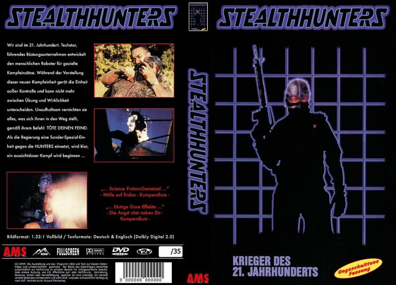 Stealthunters (Große AMS Hartbox) NEU ab 1€