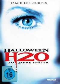 HALLOWEEN H20 (Blu-Ray+DVD) - Cover B - Mediabook