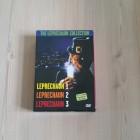 Leprechaun Collection Box - DVD - uncut - RAR!!!!