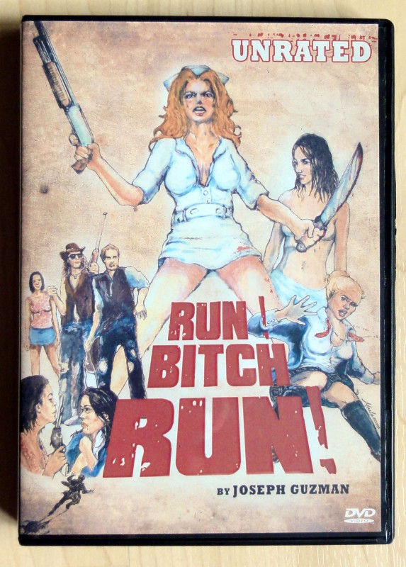 RUN BITCH RUN - Unrated