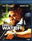 END OF WATCH Blu-ray - Jake Gyllenhaal Cops Action Thriller
