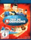 TRIFF DIE ROBINSONS Blu-ray - Walt Disney Animation