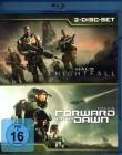 HALO Nightfall + 4: Forward Unto Dawn - 2x Bluray Game SciFi