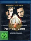 BROTHERS GRIMM Blu-ray - Matt Damon Heath Ledger - Gilliam