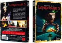Leprechaun 3 - Mediabook C (Blu Ray + DVD) NSM NEU/OVP