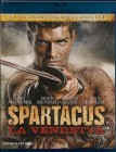 Spartacus - Vengeance - uncut deutsche Ton - NEU/OVP