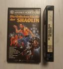 Die tödlichen Fäuste der Shaolin (Warner)
