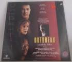 Outbreak- Lautlose Killer ( Laser disc)