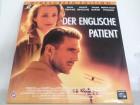Laser disc Der Englische Patient