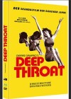 DEEP THROAT - Mediabook - Limited 2000 Edition - Uncut