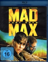 MAD MAX FURY ROAD Blu-ray - Tom Hardy Charlize Theron TOP!
