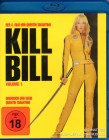 KILL BILL Volume 1 - Blu-ray Tarantino Hit Uma Thurman