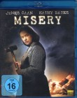 MISERY Blu-ray - James Caan Kathy Bates nach Stephen King